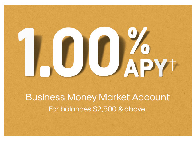 Business Money Market Account Special Offer